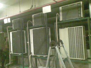 Pasang AC di Medan Amplas Timbang Deli