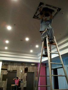 BONGKAR PASANG AC RUKO Di Medan Sempakata