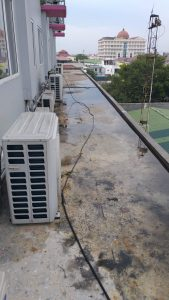 Pasang AC AC Window Madras Hulu