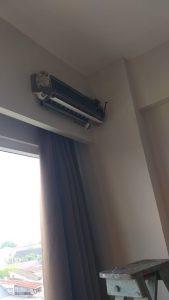 Pemasangan AC AC Carrier Helvetia